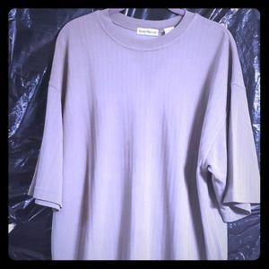 Barry bricken large silk short sleeve top
